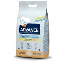 Advance Puppy Medium Baby Protect Chicken & Rice Сухой корм для щенков средних пород 2-12 месяцев c курицей и рисом