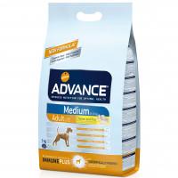 Advance Adult Medium Chicken & Rice Сухой корм для взрослых собак средних пород с курицей и рисом
