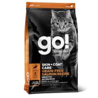 Беззерновой сухой корм для Котят и Кошек с Лососем