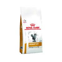 Rоyal Canin Urinary Moderate Calorie Диета с умеренным содержанием энергии для кошек при лечении мочекаменной болезни