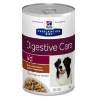 Hill's Prescription Diet i/d Digestive Care Stew Chicken Консервы для собак для поддержания здоровья ЖКТ, рагу с курицей