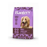 Banters Adult Lamb&Rice Полнорационный корм для взрослых собак средних пород (11-25 кг) от 12 месяцев до 10 лет, с ягненком