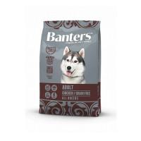 Banters Adult Grain Free Chicken Полнорационный беззерновой корм для взрослых собак любой породы с чувствительной пищеварительной системой, с курицей