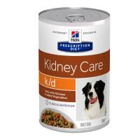 Hill's Prescription Diet k/d Kidney Care Рагу Диетические консервы для собак для поддержания здоровья почек с курицей и овощами