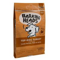 """Barking Heads беззерновой для собак, с индейкой и бататом """"Бесподобная индейка"""""""