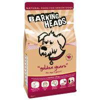 """Barking Heads корм для собак старше 7 лет, с курицей и рисом """"Золотые годы"""""""