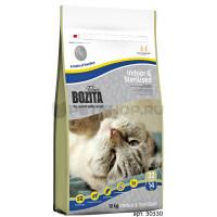 Bozita Funktion Adult – Indoor- Sterilised Корм для взрослых домашних и стерилизованных кошек