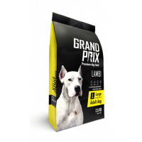 GRAND PRIX LARGE ADULT LAMB ЯГНЕНОК И РИС КОРМ ДЛЯ СОБАК КРУПНЫХ ПОРОД  2кг