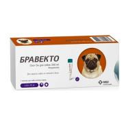 Bravecto / Бравекто  Спот Он для собак (250 мг) 4,5-10 кг
