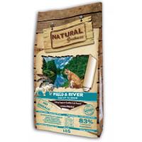 Natural Greatness Field&River Recipe лосось с ягненком  600 г
