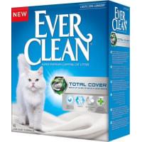 EVER CLEAN Total Cover Комкующийся наполнитель для кошачьих туалетов