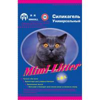 Mimi Litter Наполнитель силикагелевый Универсальный