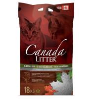Canada Litter Запах на Замке Комкующийся наполнитель , без запаха