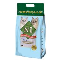 №1 Cristals Силикагелевый 1 Наполнитель для кошек силикагелевый
